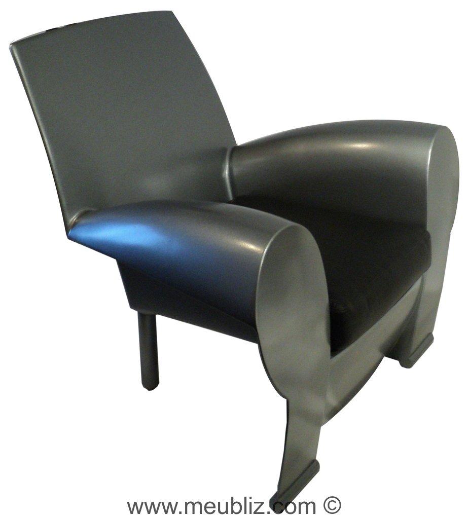 Fauteuil richard iii par philippe starck meuble design - Meuble philippe starck ...