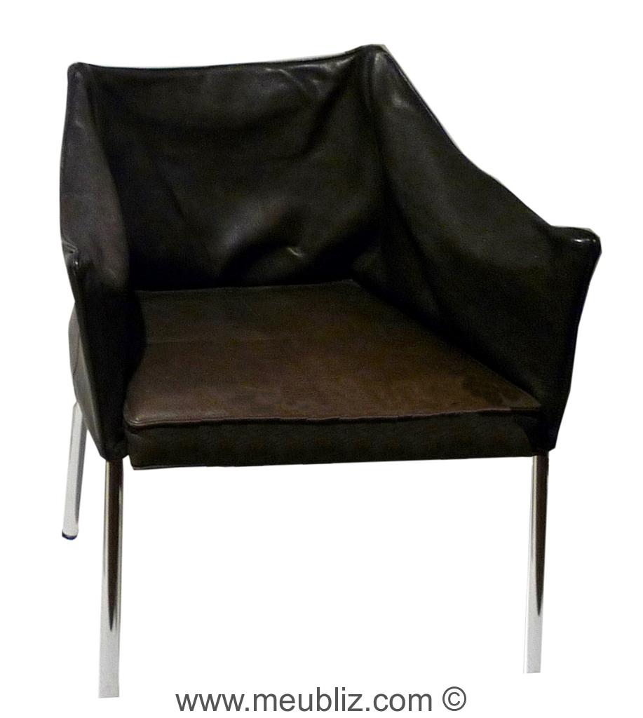 Fauteuil dr bloodmoney par philippe starck meuble design - Meuble philippe starck ...