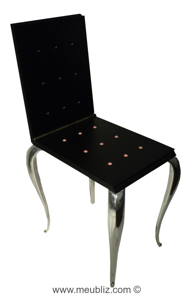 Chaise lola mundo par philippe starck meuble design for Meuble starck