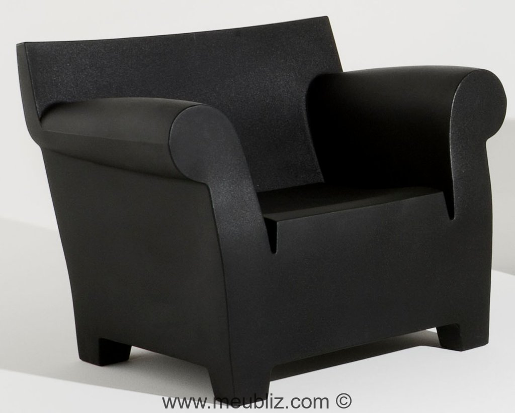 fauteuil club bubble club par philippe starck meuble design. Black Bedroom Furniture Sets. Home Design Ideas