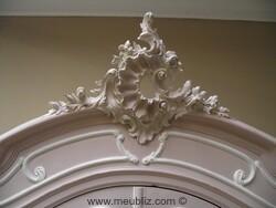 Acanthe de style Louis XV
