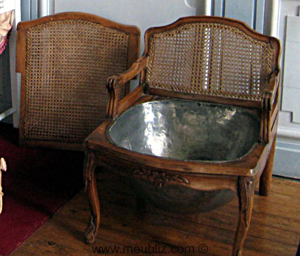 Refaire Un Fauteuil Louis Xvi sièges spécialisés louis xv - toilette et raffinement