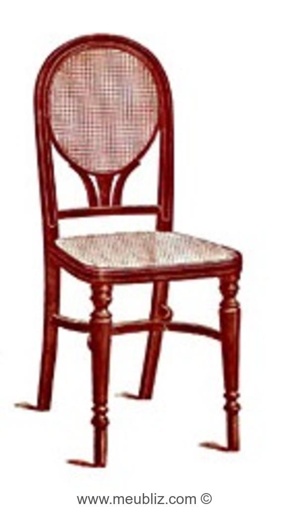 chaise n 406 par michael thonet. Black Bedroom Furniture Sets. Home Design Ideas