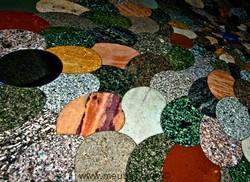 Les marbres décoratifs