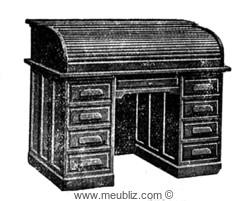 Bureau secrétaire meubles classiques
