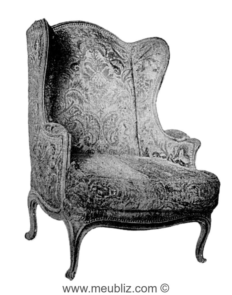 berg re louis xv oreilles meuble de style. Black Bedroom Furniture Sets. Home Design Ideas