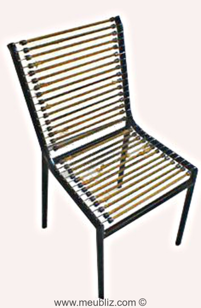 Chaise sandows par ren herbst meuble design for Meuble chaise design