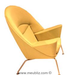 fauteuil CH468 Oculus de Hans Wegner