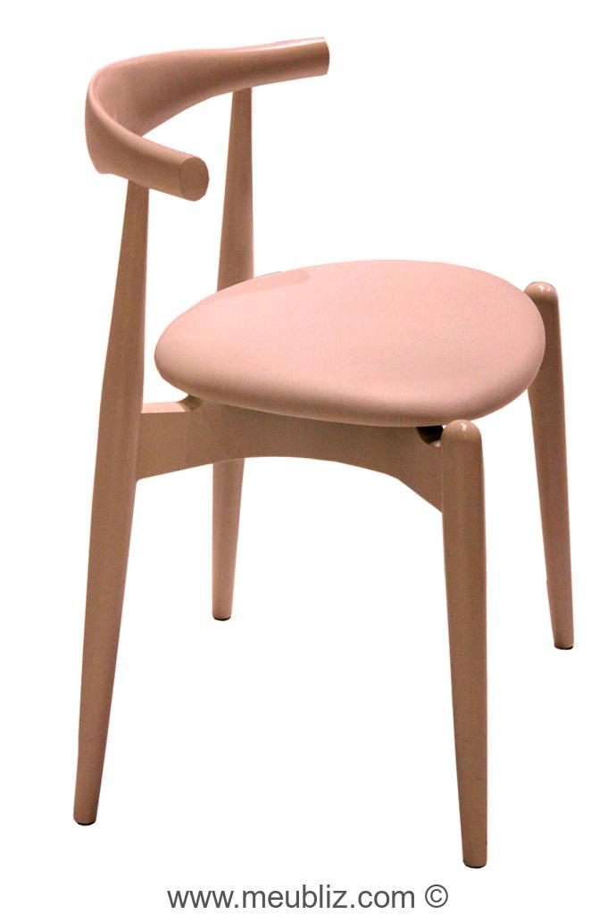 chaise ch20 elbow chair par hans j wegner meuble design. Black Bedroom Furniture Sets. Home Design Ideas