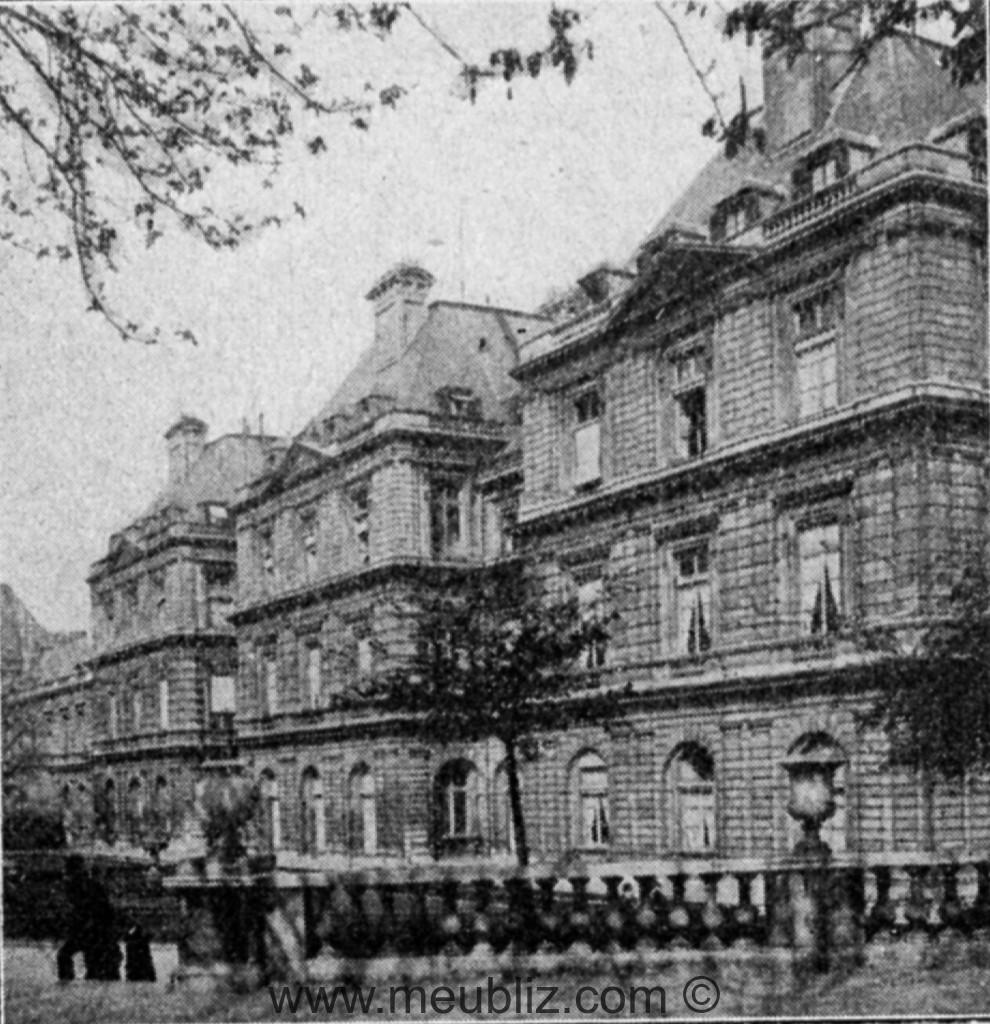 Palais du luxembourg paris s nat - Quincaillerie paris 15 ...