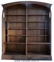 bibliothèque ouverte de Henry van de Velde