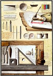 d finition d 39 une perspective lin aire. Black Bedroom Furniture Sets. Home Design Ideas