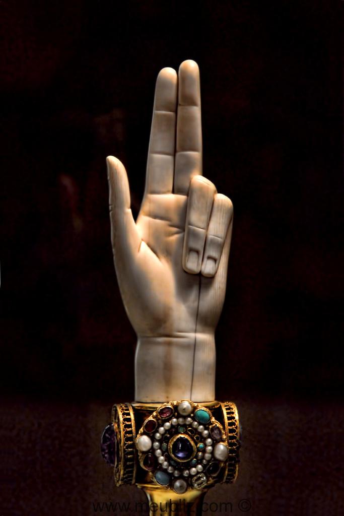 definition de la main