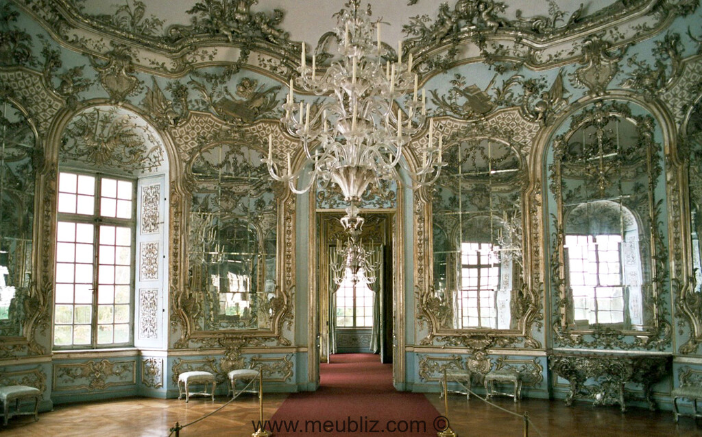 d finition du style rococo. Black Bedroom Furniture Sets. Home Design Ideas