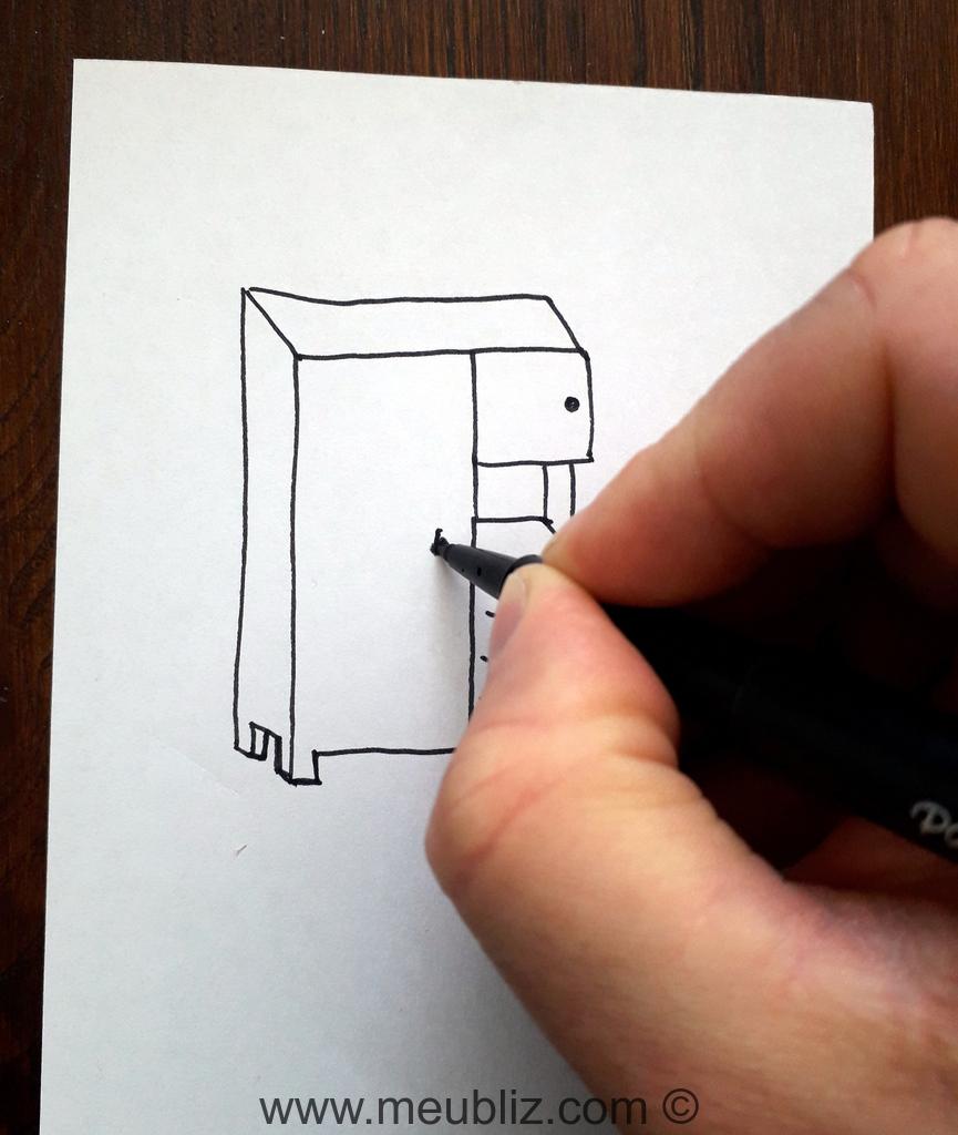 Dessin Avec La Main définition d'un dessin à main levée - facile à apprendre