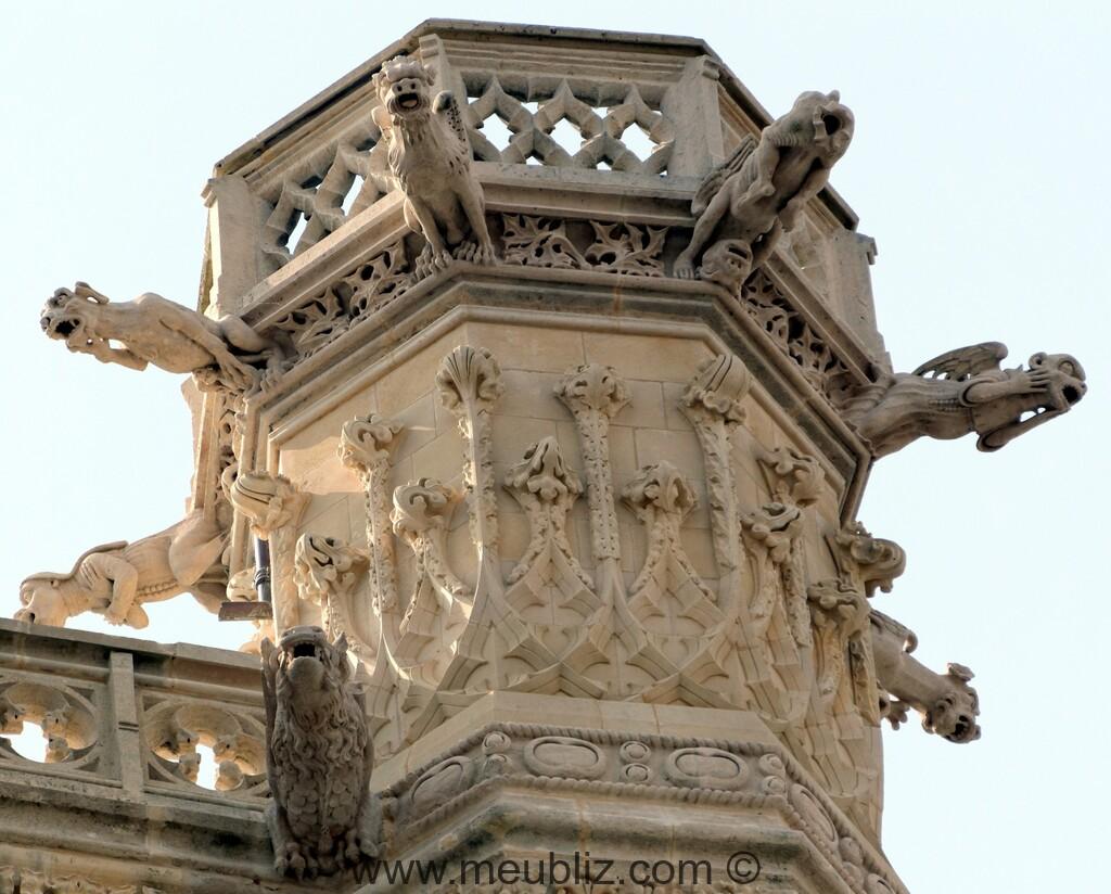 D finition d 39 une gargouille for Architecture gothique definition