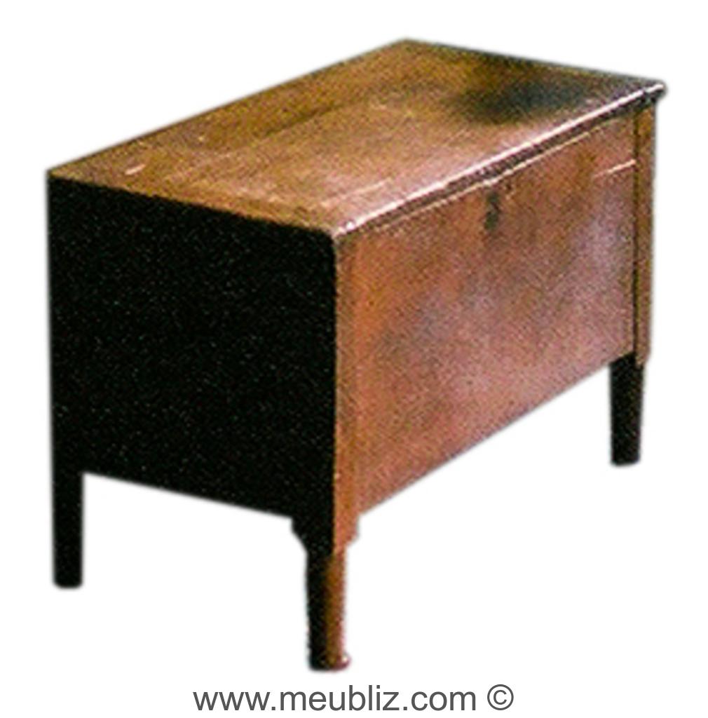 Malle shaker meuble de style - Meuble shaker ...