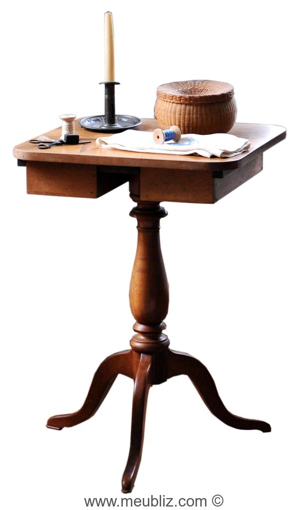 D finition d 39 une table travailleuse pour confectionner vos ouvrages - Definition d une hauteur ...