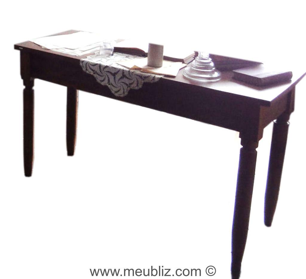 Table de salle manger shaker meuble de style - Meuble shaker ...