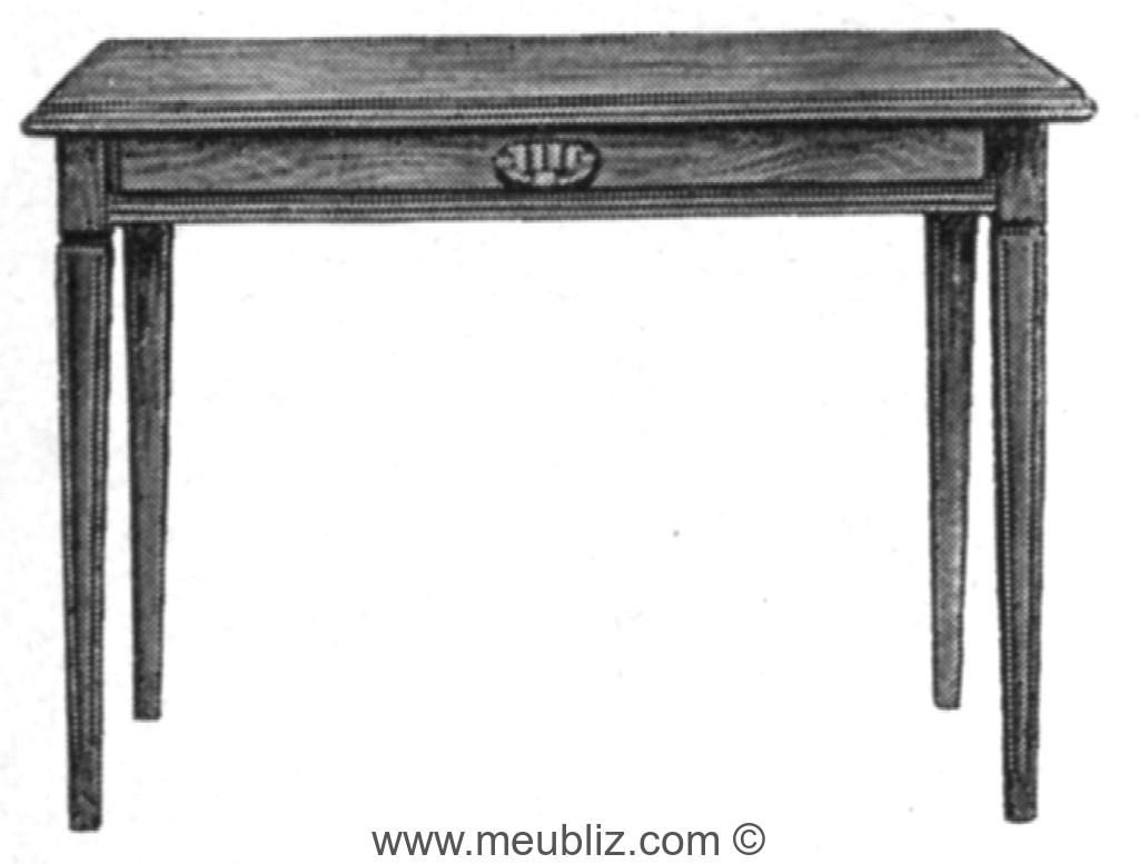 Petite Table De Nuit Bois table de nuit en armoire art déco en bois massif sculpté à