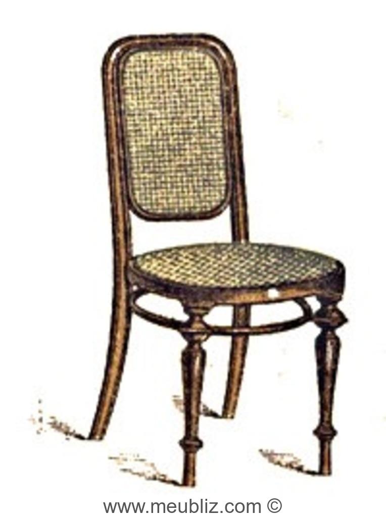 Chaise N36 De Thonet