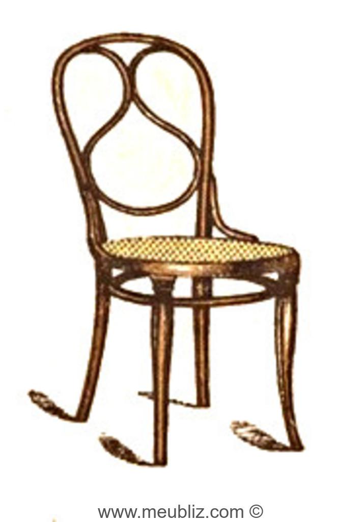 Chaise N1 De Thonet