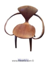 fauteuil de Norman Cherner