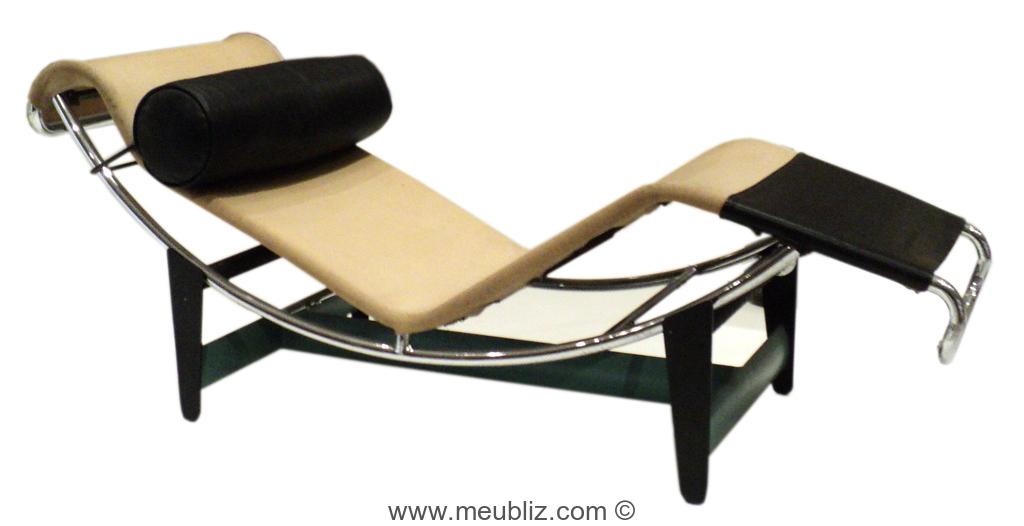Hda Chaise Longue Le Corbusier on